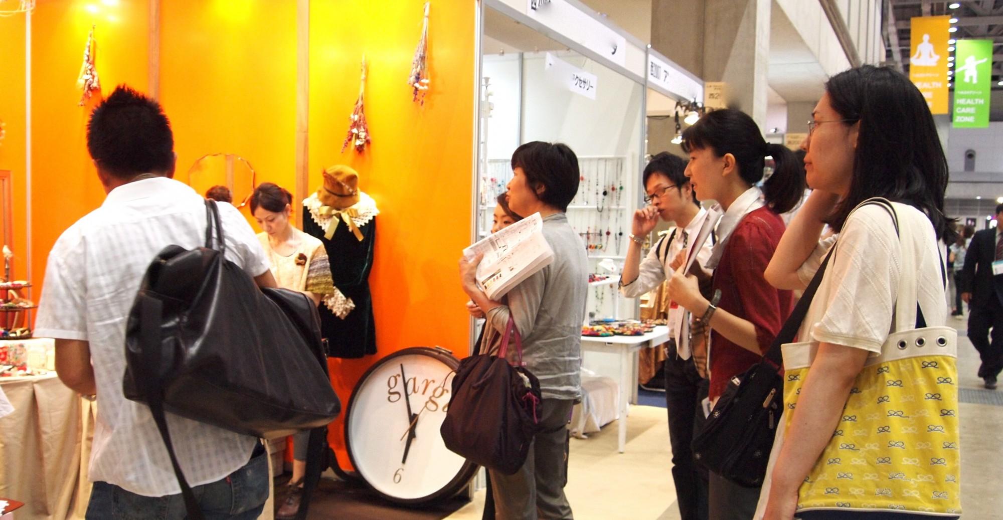 1日雑貨セミナー「雑貨店の開業、経営のポイント」と相談タイム