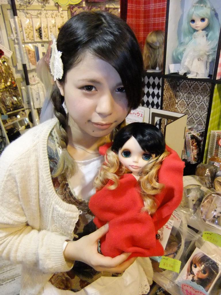 spicaブライス人形